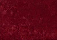 Ткань мебельная Флок Ривьера / бордо / антикоготь