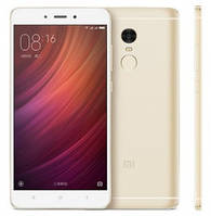 Смартфон Xiaomi Redmi Note 4 Gold 3/32 Gb (Сертифицирован в Украине UCRF)