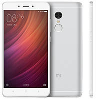Смартфон Xiaomi Redmi Note 4 Silver 2/16 Gb (Сертифицирован в Украине UCRF)