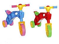 Мотоцикл ролоцикл Технок 3220 разные цвета