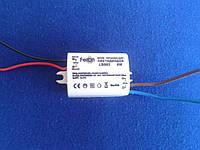Блок питания для светодиодов Feron LB003 6W (0,5А)