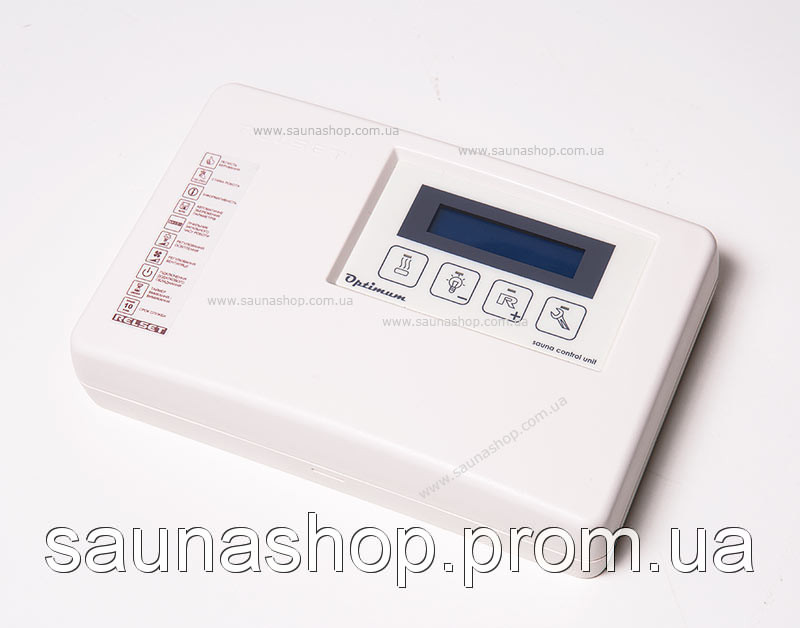 RELSET S309HD + датчик вологості