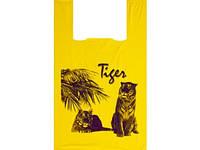 Пакет майка тигр 30*50 см, 2500 шт./мешок