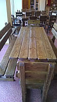 Деревянные столы для ресторана