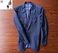 Красивый, качественный и стильный мужской пиджак Suit Supply (50/L)