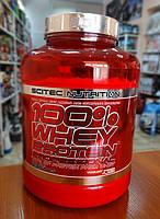 Купите протеин Scitec Nutrition 100% Whey Protein Prof, 2.35 kg