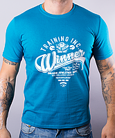 """Качественная мужская футболка """"WINNER"""""""