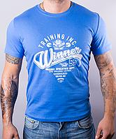 """Модная мужская футболка """"WINNER"""""""
