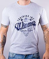 Качественная мужская футболка WINNER