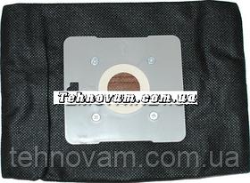 Мешок для пылесоса универсальный черный