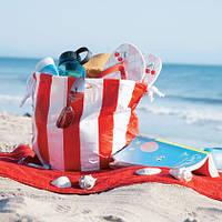 Пляжные сумки: модные тренды лета 2014