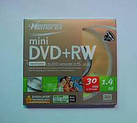 Memorex DVD+RW 1.4Gb Jewel Case 8cm