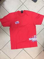 Мужская футболка красная Тайланд