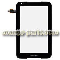 Тачскрин/Сенсор Lenovo Idea Tab A1000 черный