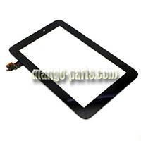 Тачскрин/Сенсор Lenovo Idea Tab A2107/A2207 черный
