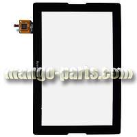 Тачскрин/Сенсор Lenovo Idea Tab A7600 (A10-70) черный