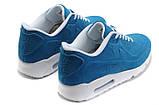 Кроссовки женские Nike Air Max 90 VT 30393 синие, фото 5