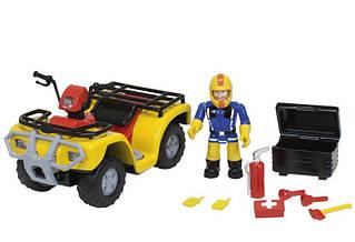 Машинка пожарная Пожарный Сэм с фигурками Simba 9257657