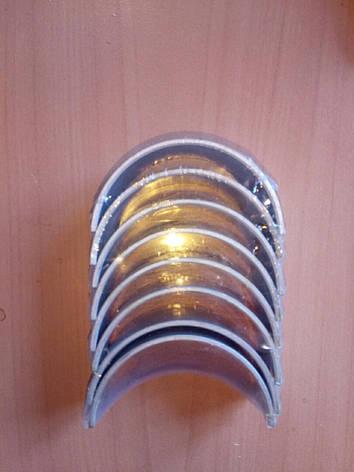 Вкладиші шатунні 2.5-2.8 D FT46332 STD, фото 2
