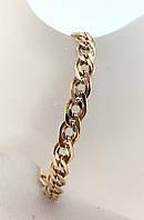 Браслет золотой 585 проба, 18,5 см