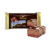 """Конфета """"Десерт"""" Шокол суфле с вишн марм(флоу) 2,5 кг. ТМ Престиж"""