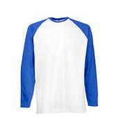 Мужская футболка с длинным рукавом 028-АW