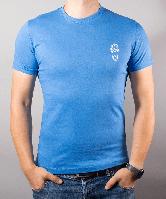 Оригинальная мужская футболка СЛЕД 100 % хлопок