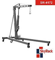 Складной гидравлический подкатной кран SkyRack SR-4172