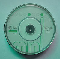 LG  DVD-R 1.4Gb 8cm