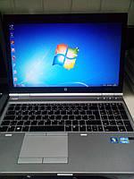 "Ноутбук Б/У HP EliteBook 8570p  15.6""/1600*900/8Gb/320Gb/i5-3320 2.6Gz/ATI-7500/DVD-RW/WiFi/ CAM/USB 3.0"