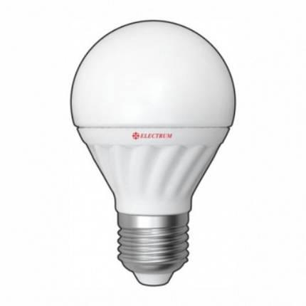 Светодиодная лампа Electrum A-LG-0588 D55 5W E27 2700K LG-56 Код.55299, фото 2
