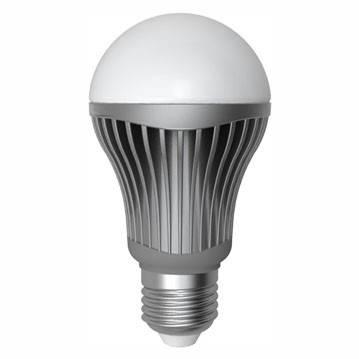 Светодиодная лампа Electrum A-LS-1698 A60 9W E27 2700K LS-21 Код.55302, фото 2