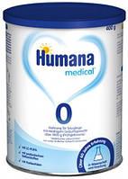 Молочная смесь Humana  0 mit LC PUFA Prebiotik Nukleotiden 400г (для недоношенных)