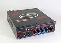 Усилитель AMP-308, усилитель мощности звука, компактный усилитель звука, усилитель мощности