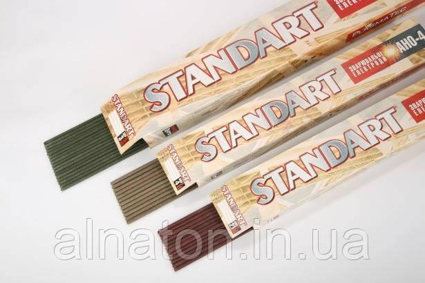 Электроды Стандарт РЦ 4 мм (уп. 5кг)