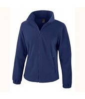 Женская флисовая куртка на молнии 220-32