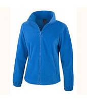 Женская флисовая куртка на молнии 220-51, фото 1