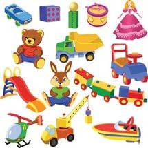 Іграшки, розвиваючі іграшки