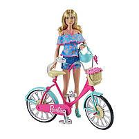 Велосипед для куклы Барби DVX55, фото 5