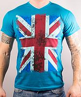 Стильная мужская футболка ФЛАГ