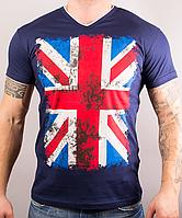 Оригинальная мужская футболка ФЛАГ оптом и в розницу