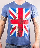 Мужская футболка ФЛАГ оптом и в розницу
