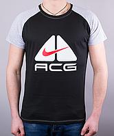 Оригинальная мужская футболка-реглан ACG