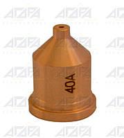 120932 Сопло/Nozzle 40 А для Hypertherm Powermax 1250 Hypertherm Powermax 1650, фото 1