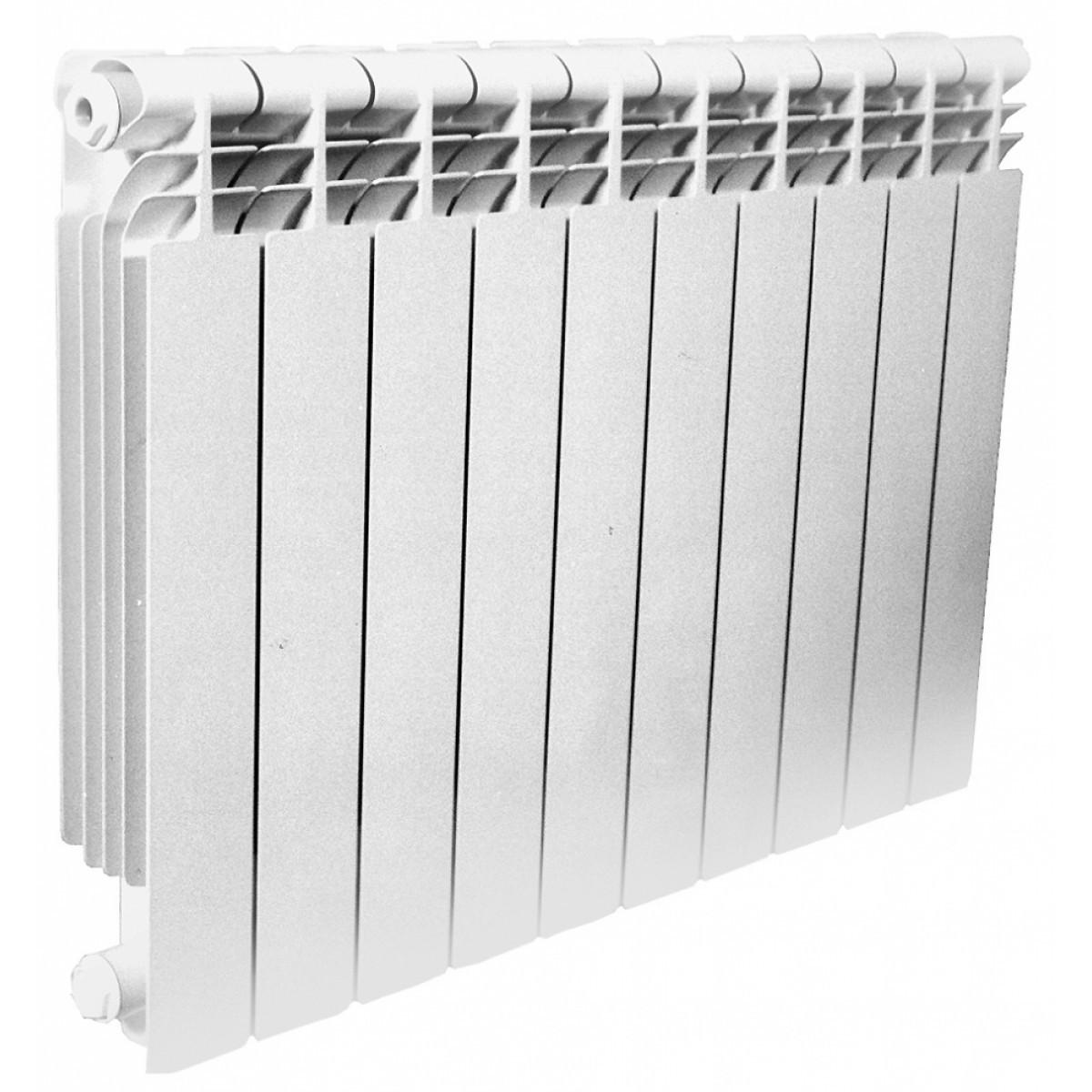 Алюминиевый радиатор Esperado Solo 500