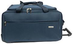 Колесная сумка среднего размера 60 л. Gravitt 19562 navy, синий