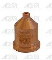 Сопло/Nozzle 60 А 120931 для Hypertherm Powermax 1250 Hypertherm Powermax 1650