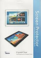 Защитная пленка для планшета Samsung Galaxy Note 10.1 2014 Edition (SM-P600, SM-P601)  Глянцевая