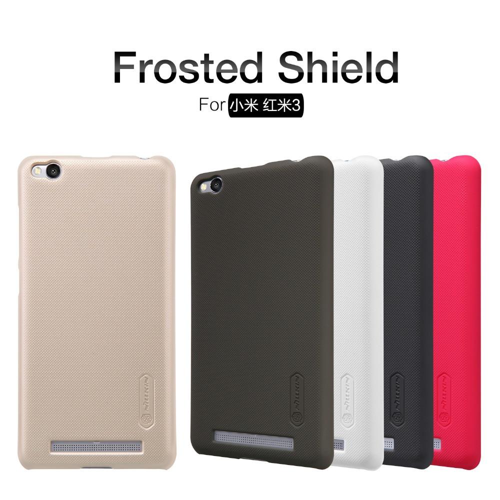 Жесткий бампер Nillkin Frosted Shield для Xiaomi Redmi 3