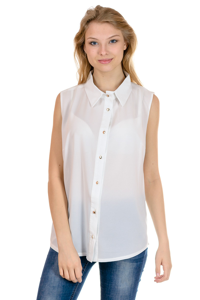 Блуза шифоновая 4076